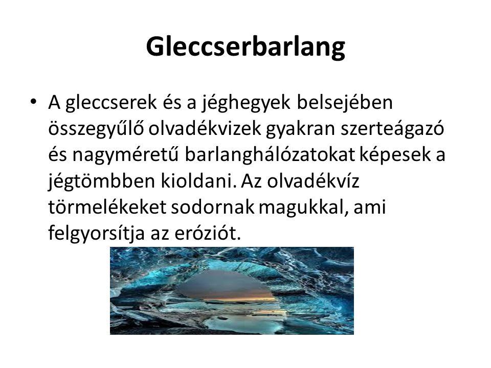 Gleccserbarlang