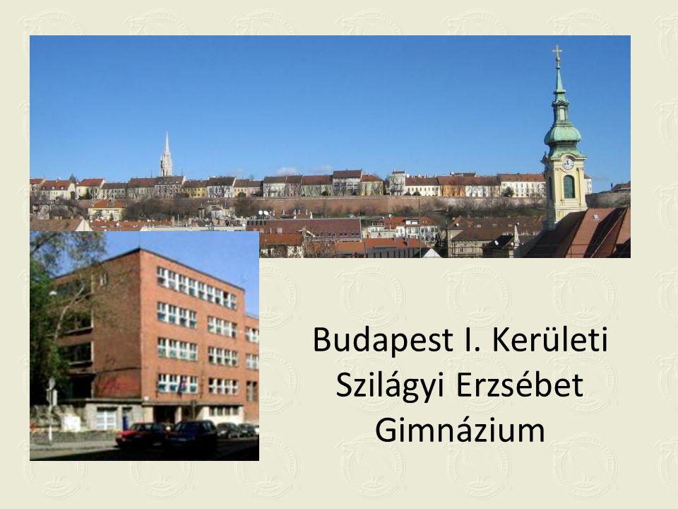 Budapest I. Kerületi Szilágyi Erzsébet Gimnázium
