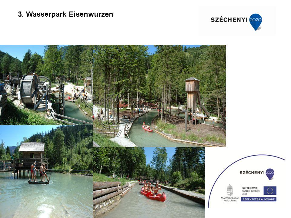 3. Wasserpark Eisenwurzen