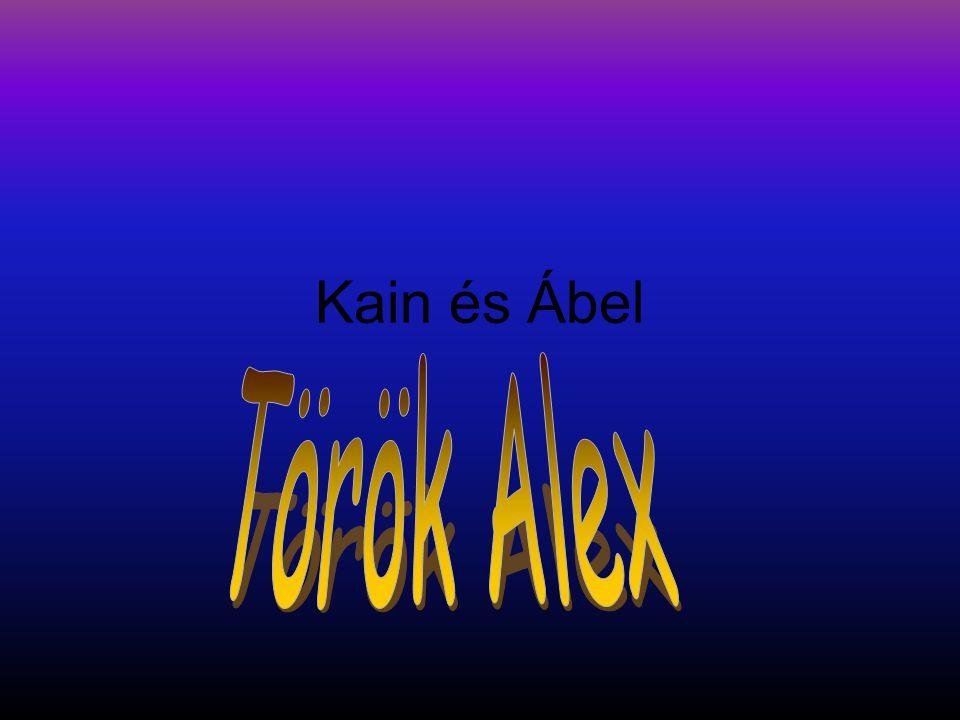 Kain és Ábel Török Alex