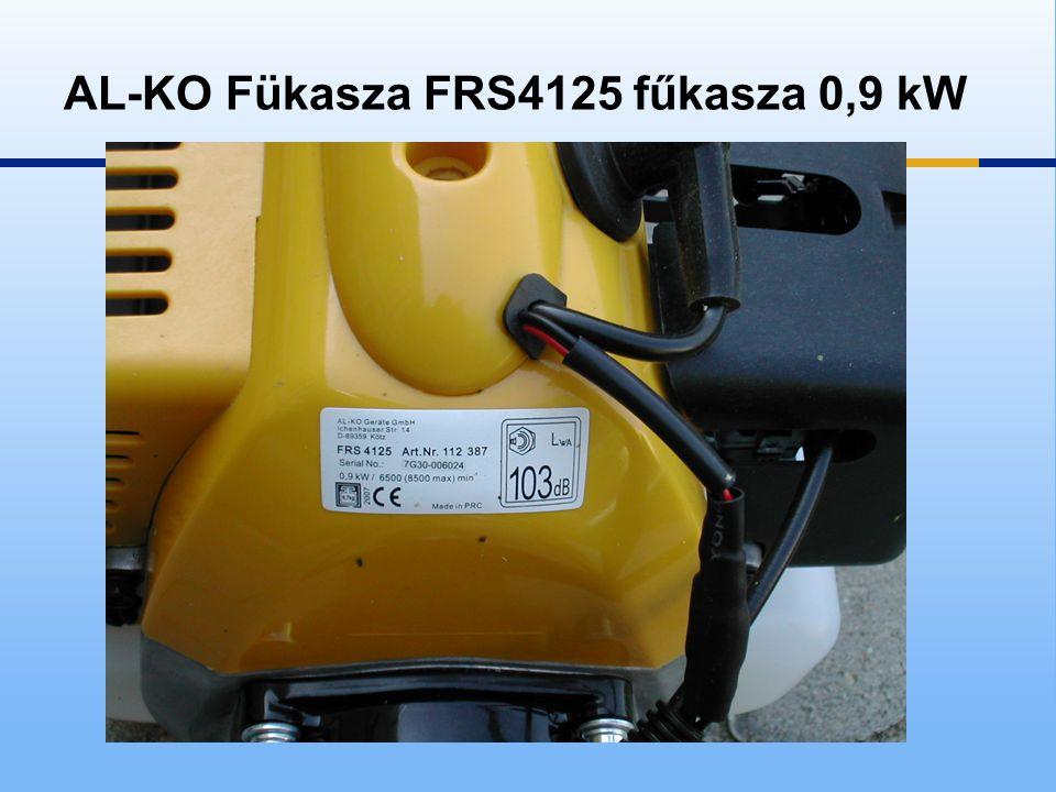 AL-KO Fükasza FRS4125 fűkasza 0,9 kW