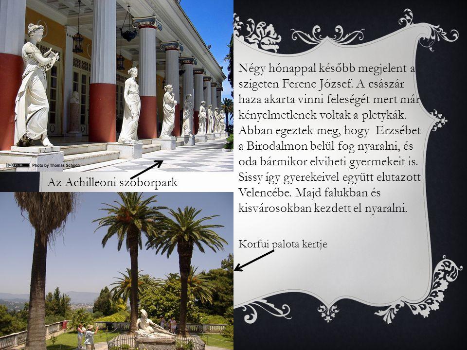 Az Achilleoni szoborpark