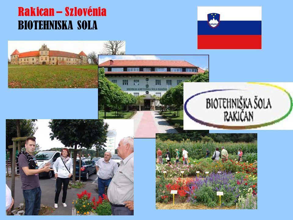 Rakican – Szlovénia BIOTEHNISKA SOLA
