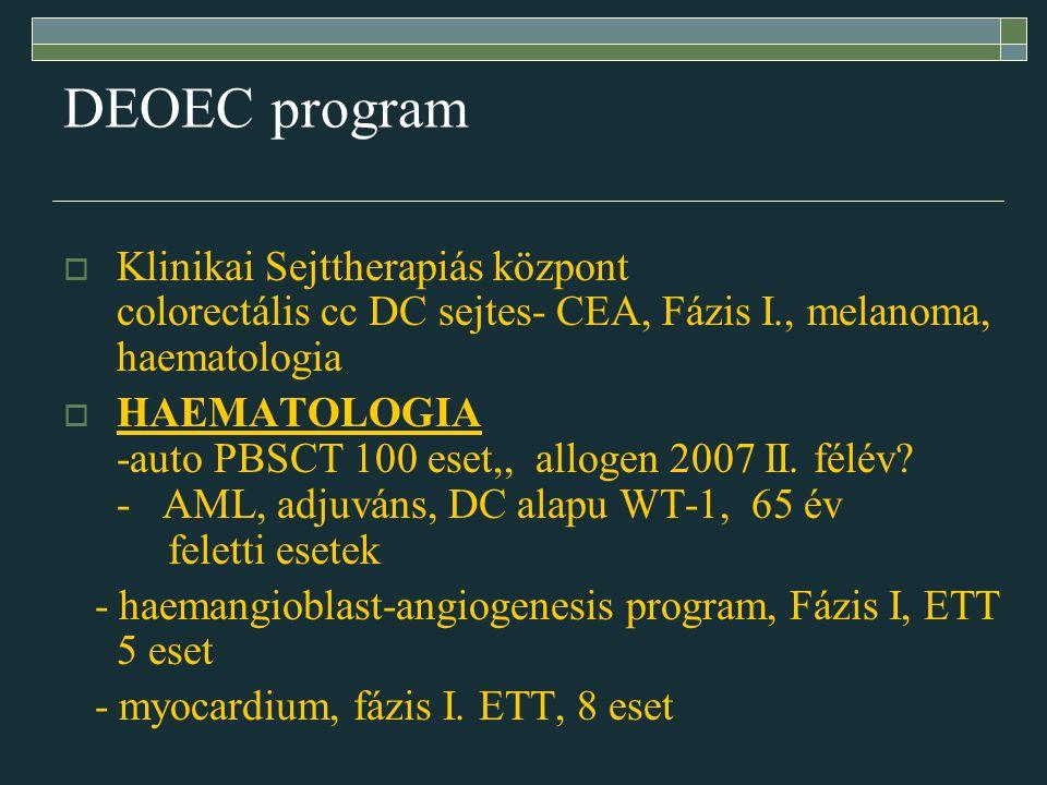 DEOEC program