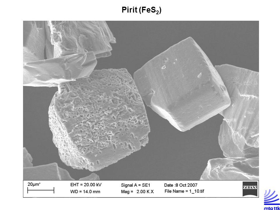 Pirit (FeS2)