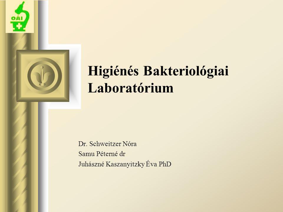 Higiénés Bakteriológiai Laboratórium