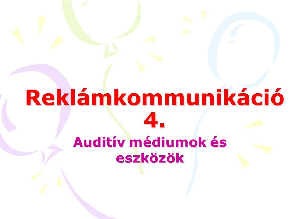 Auditív médiumok és eszközök