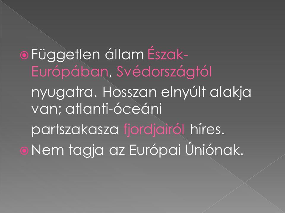 Független állam Észak-Európában, Svédországtól