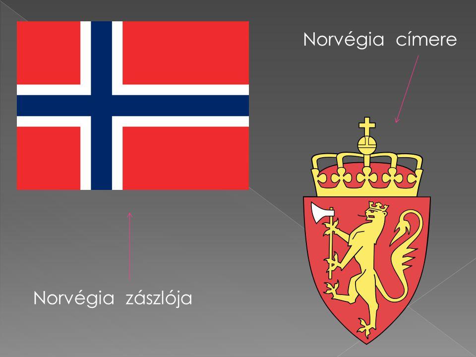 Norvégia címere Norvégia zászlója