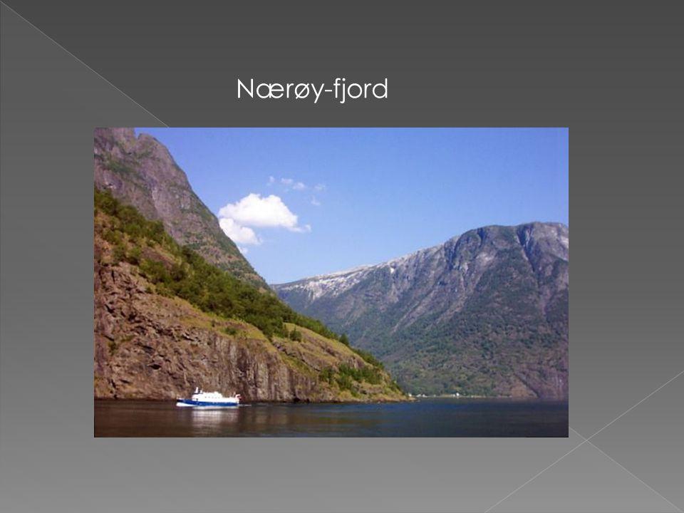 Nærøy-fjord