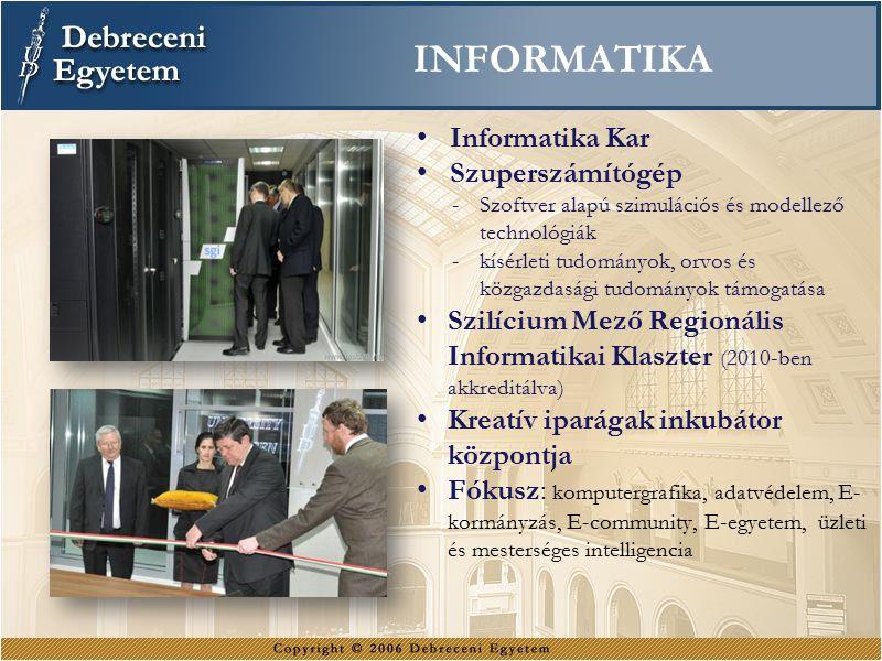Informatika Informatika Kar Szuperszámítógép