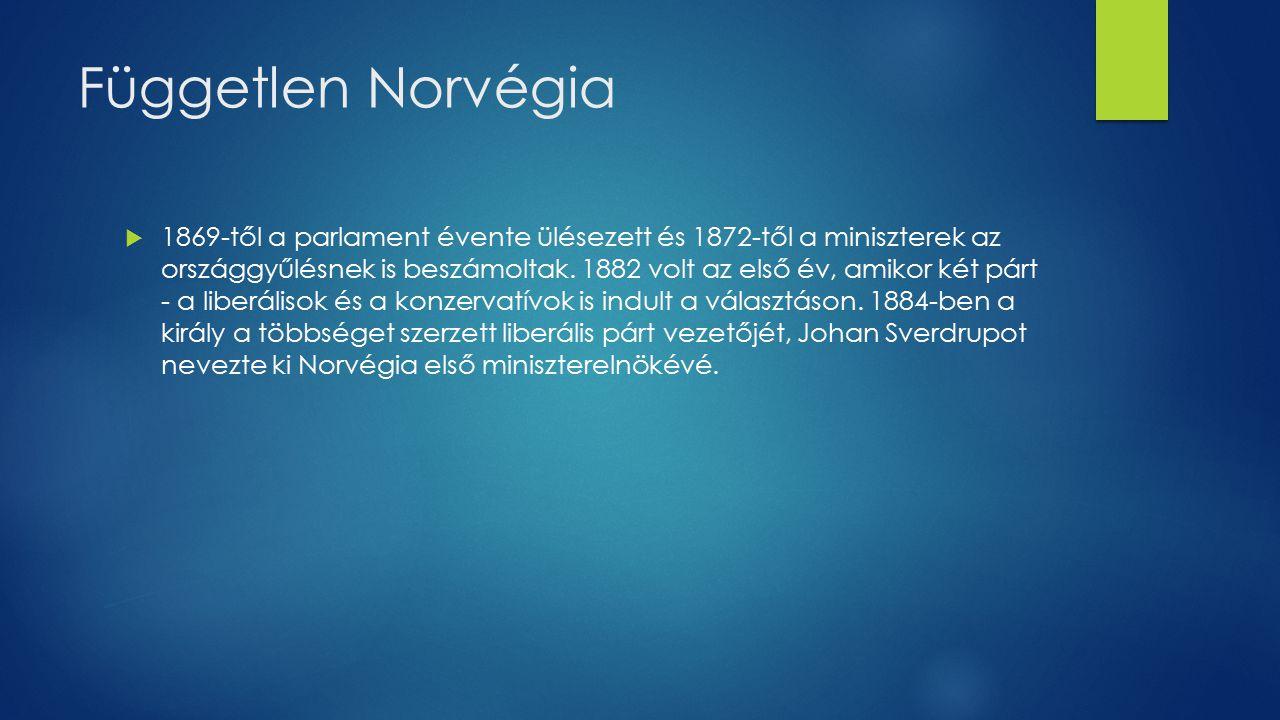 Független Norvégia