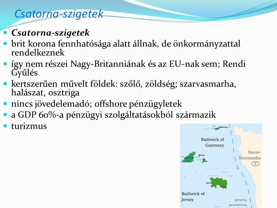 Csatorna-szigetek Csatorna-szigetek