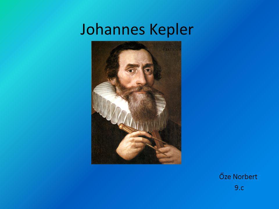 Johannes Kepler Őze Norbert 9.c