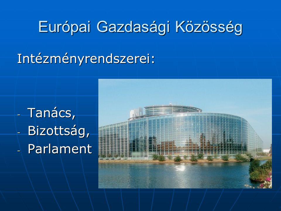 Európai Gazdasági Közösség