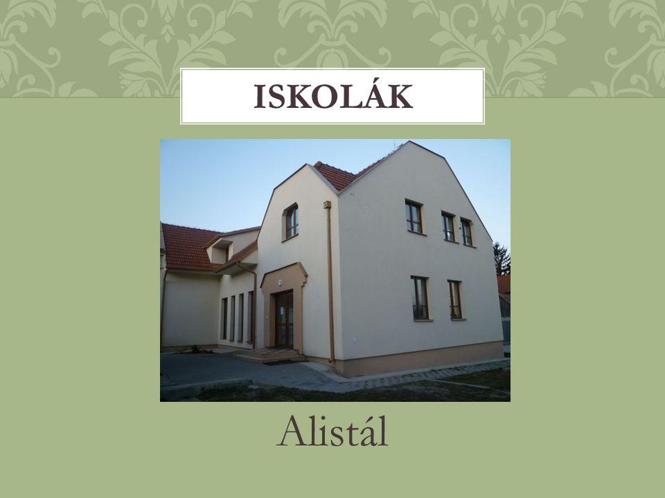 Iskolák Alistál