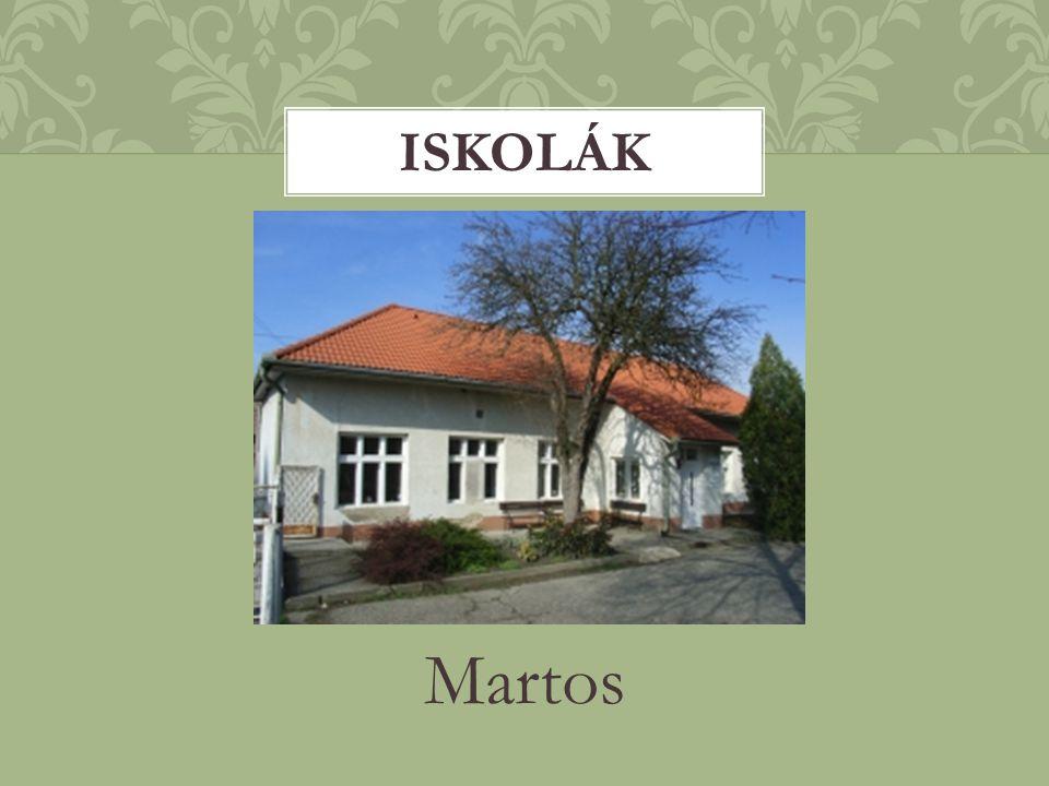 Iskolák Martos