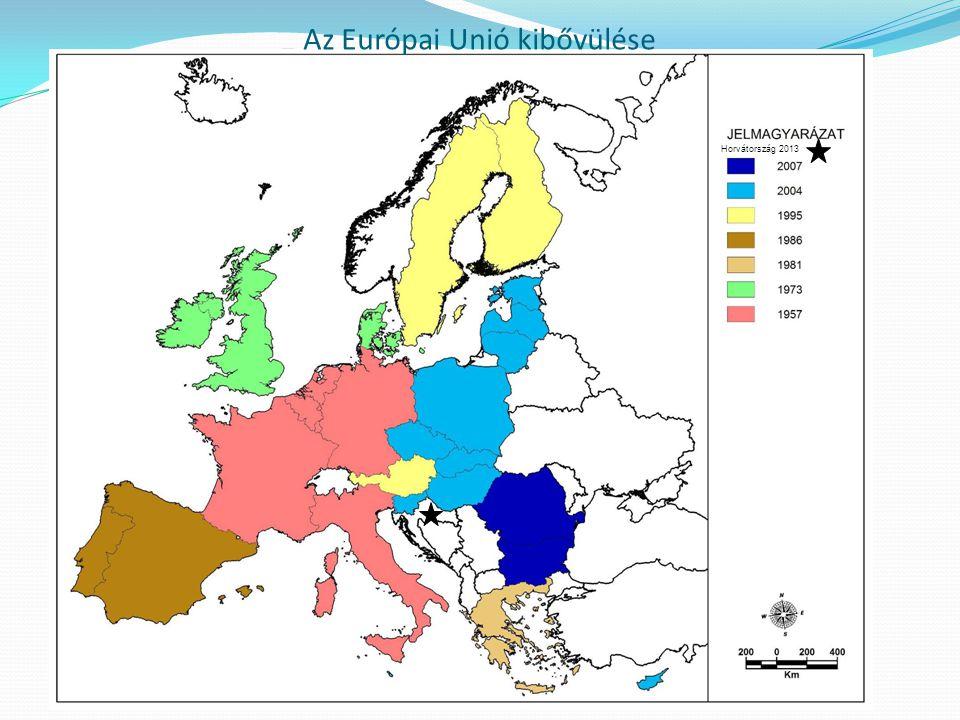 Az Európai Unió kibővülése