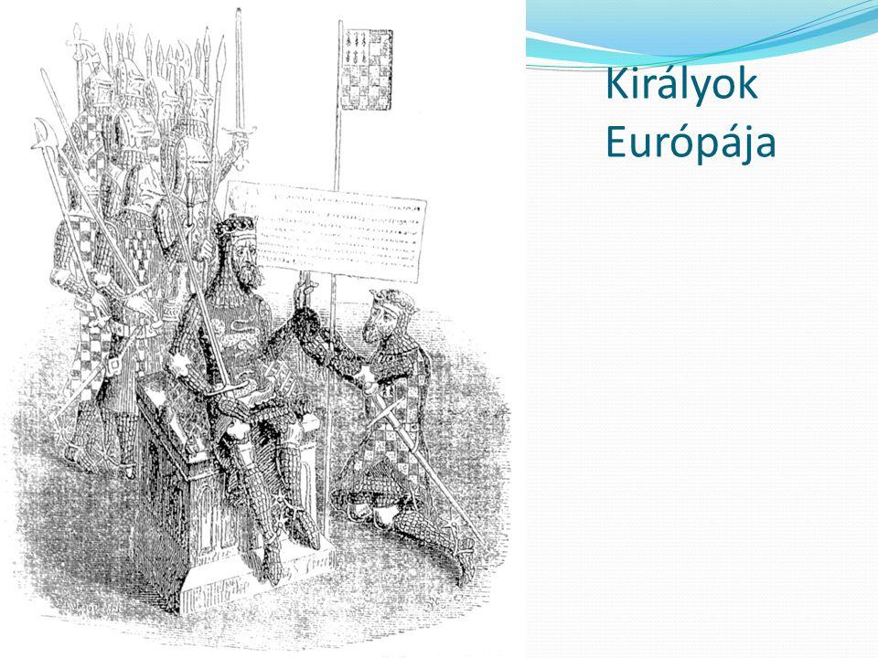 Királyok Európája