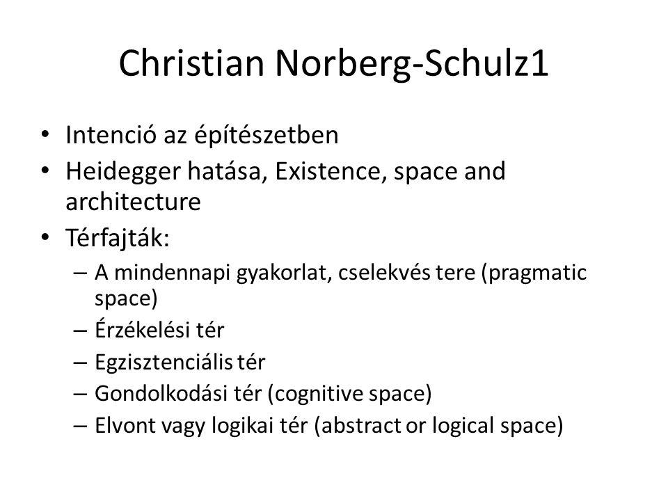 Christian Norberg-Schulz1