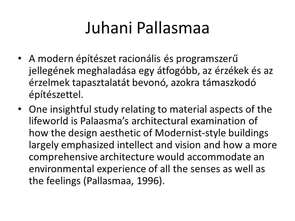 Juhani Pallasmaa