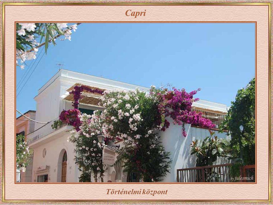 Capri Történelmi központ