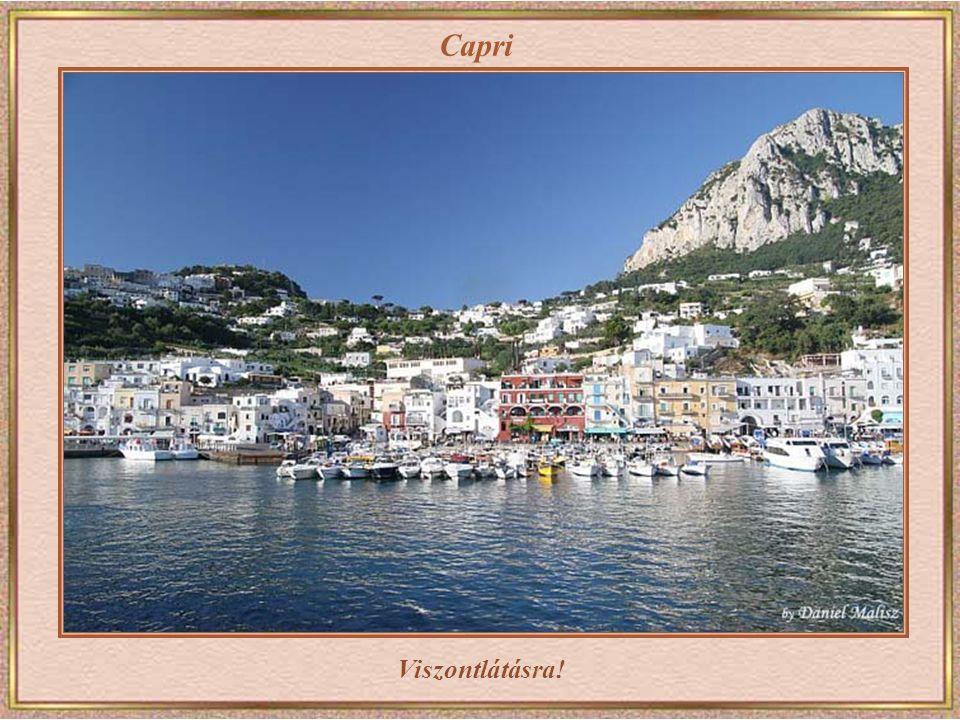Capri Viszontlátásra!