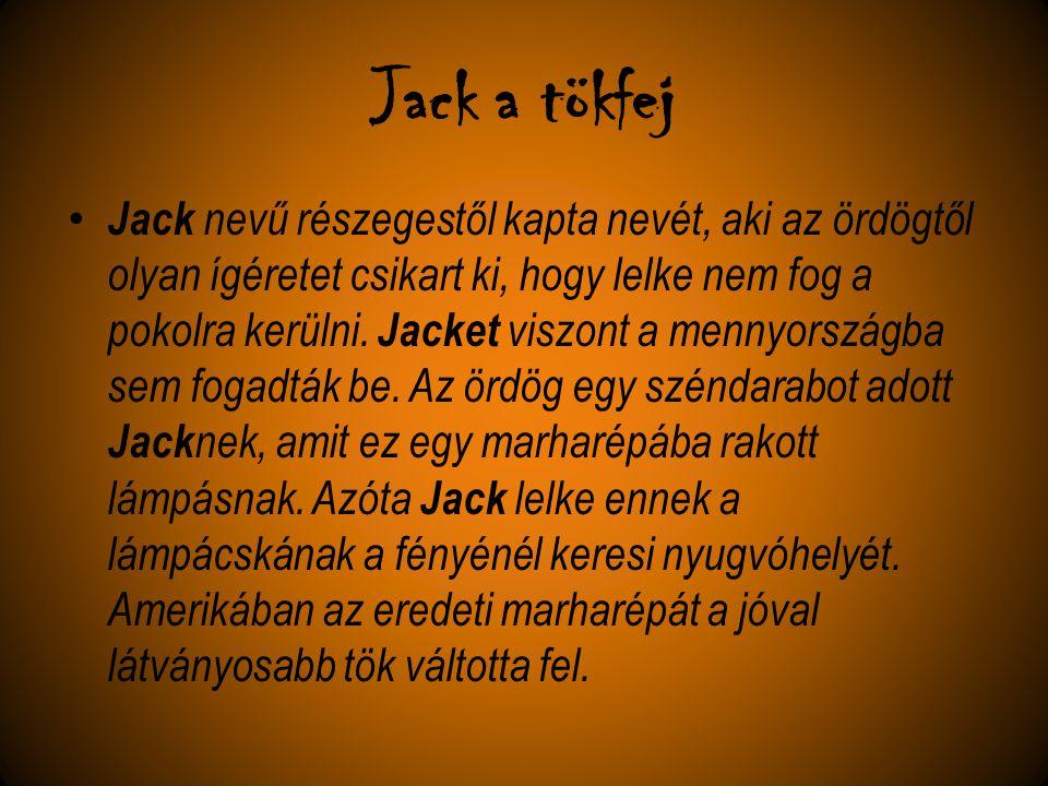 Jack a tökfej