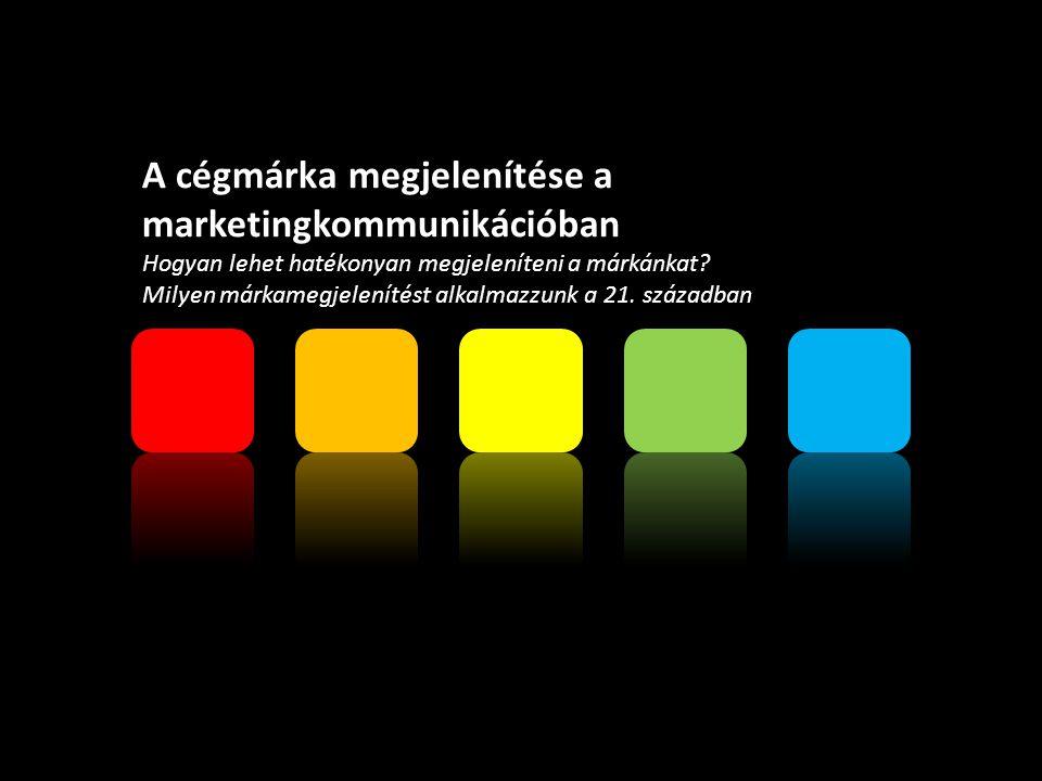 A cégmárka megjelenítése a marketingkommunikációban