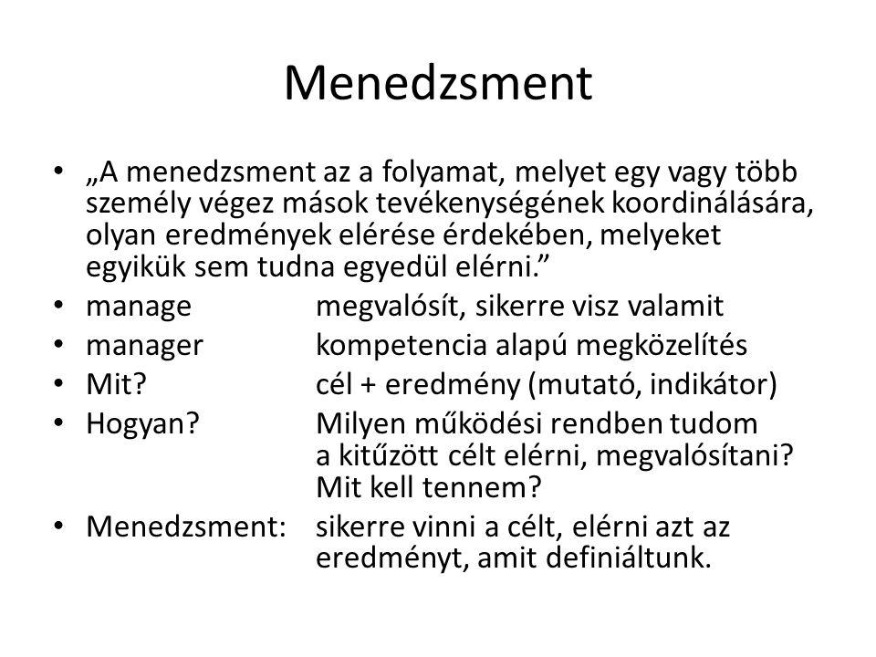 Menedzsment