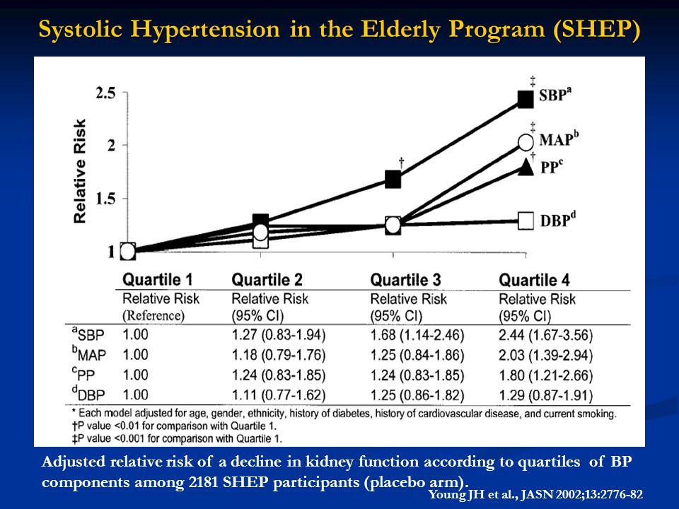Systolic Hypertension in the Elderly Program (SHEP)