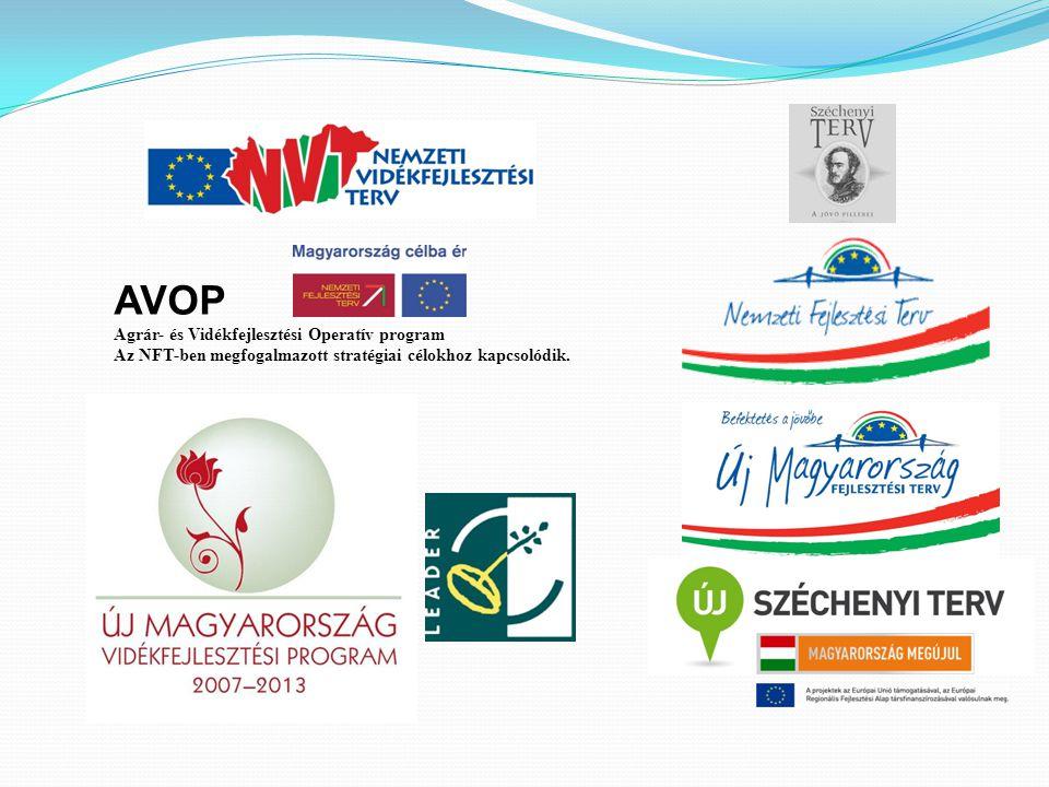 AVOP Agrár- és Vidékfejlesztési Operatív program