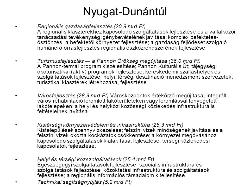 Nyugat-Dunántúl