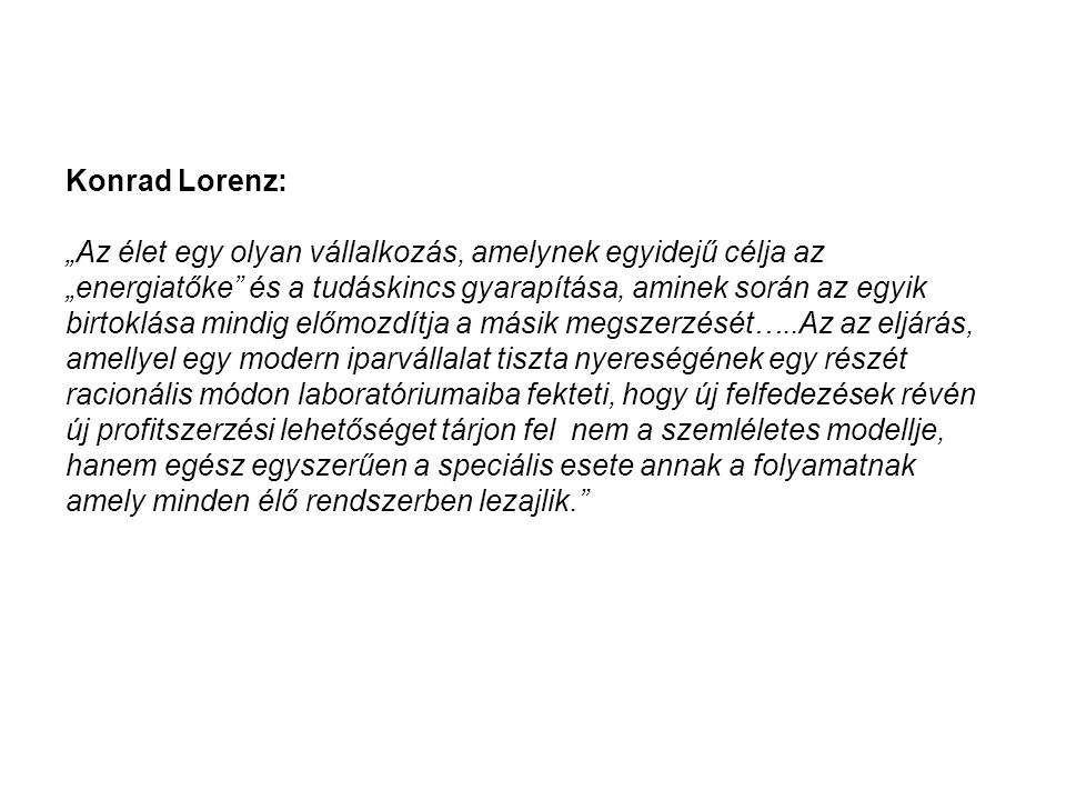 Konrad Lorenz:
