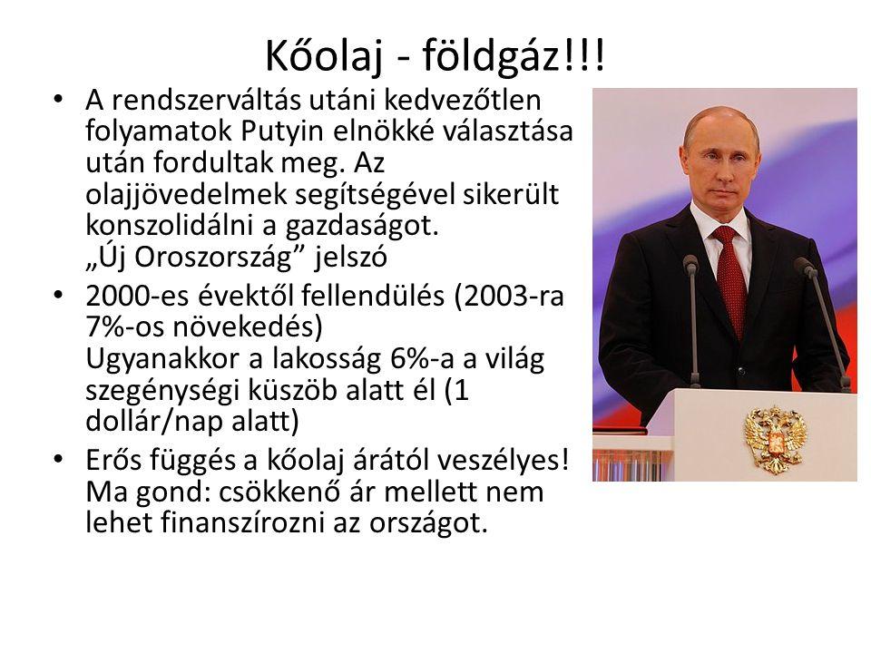 Kőolaj - földgáz!!!