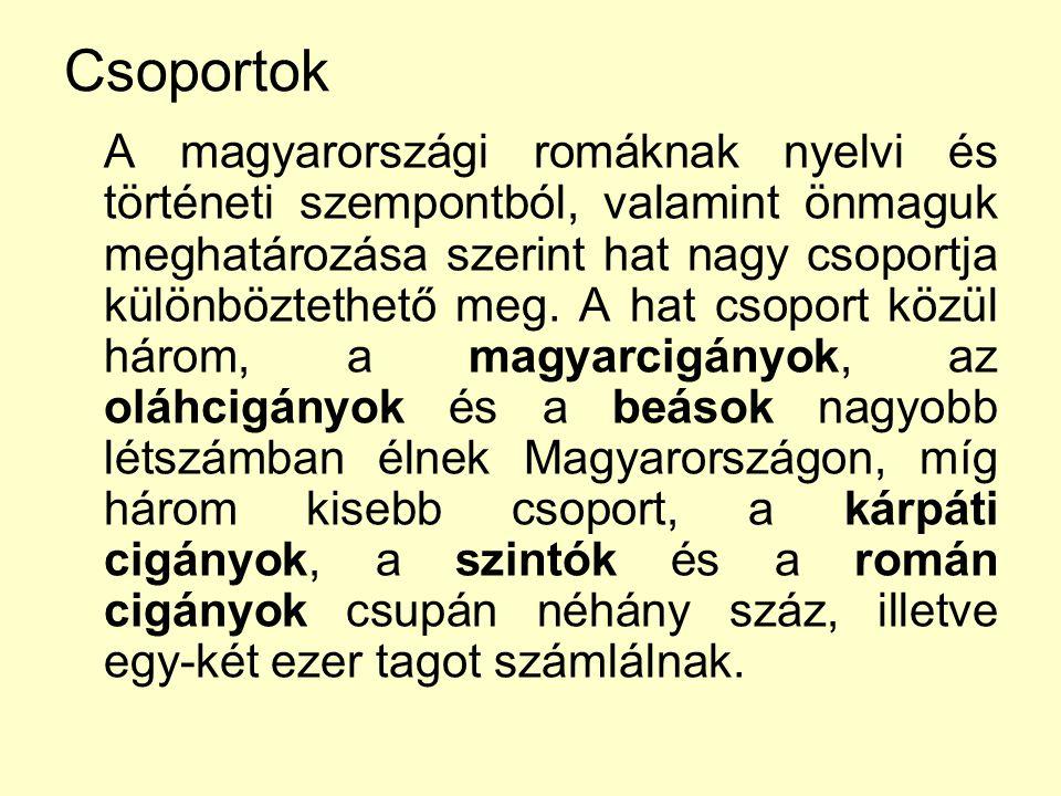 Csoportok