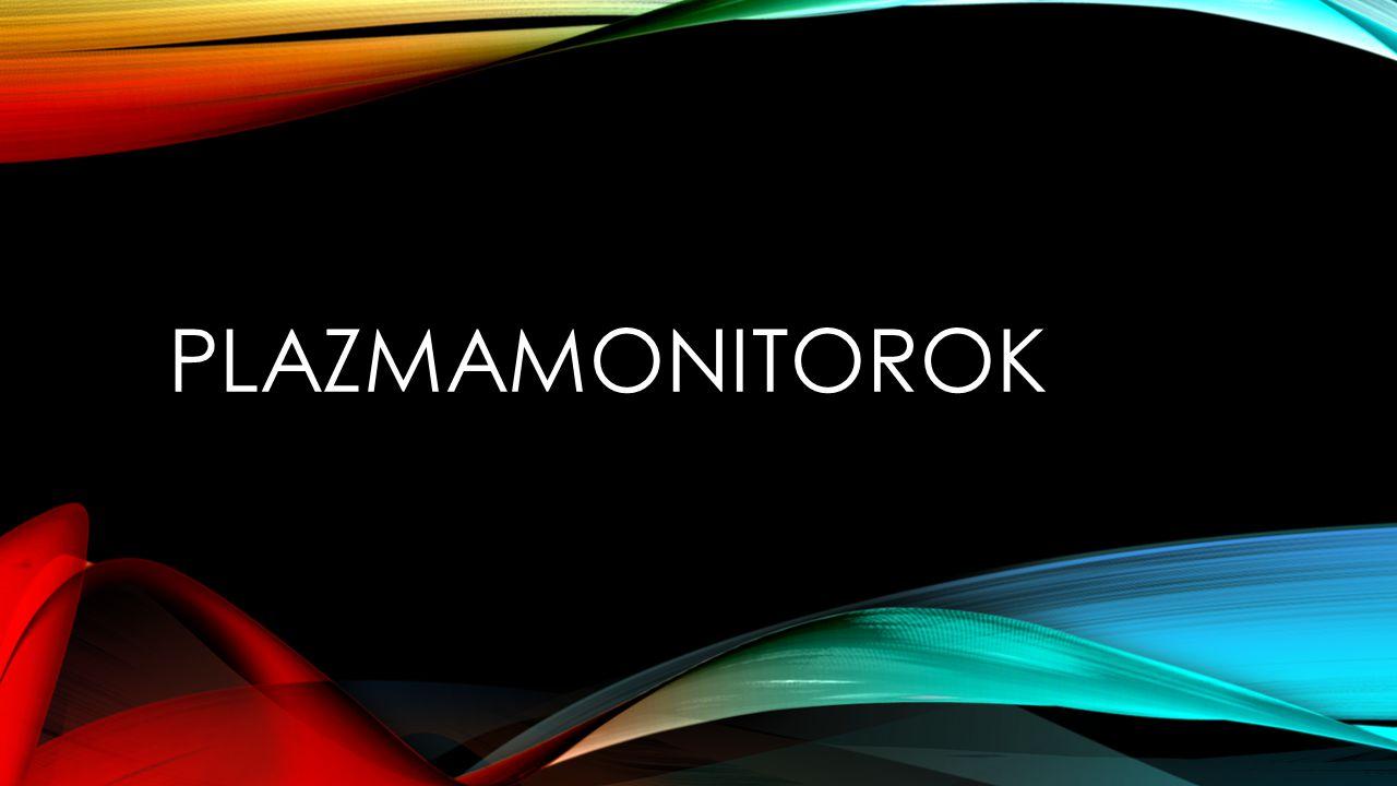 Plazmamonitorok