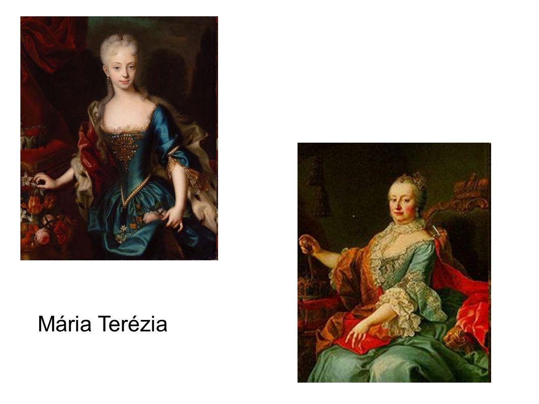 Mária Terézia (1717. május 13. , Bécs - 1780. november 29