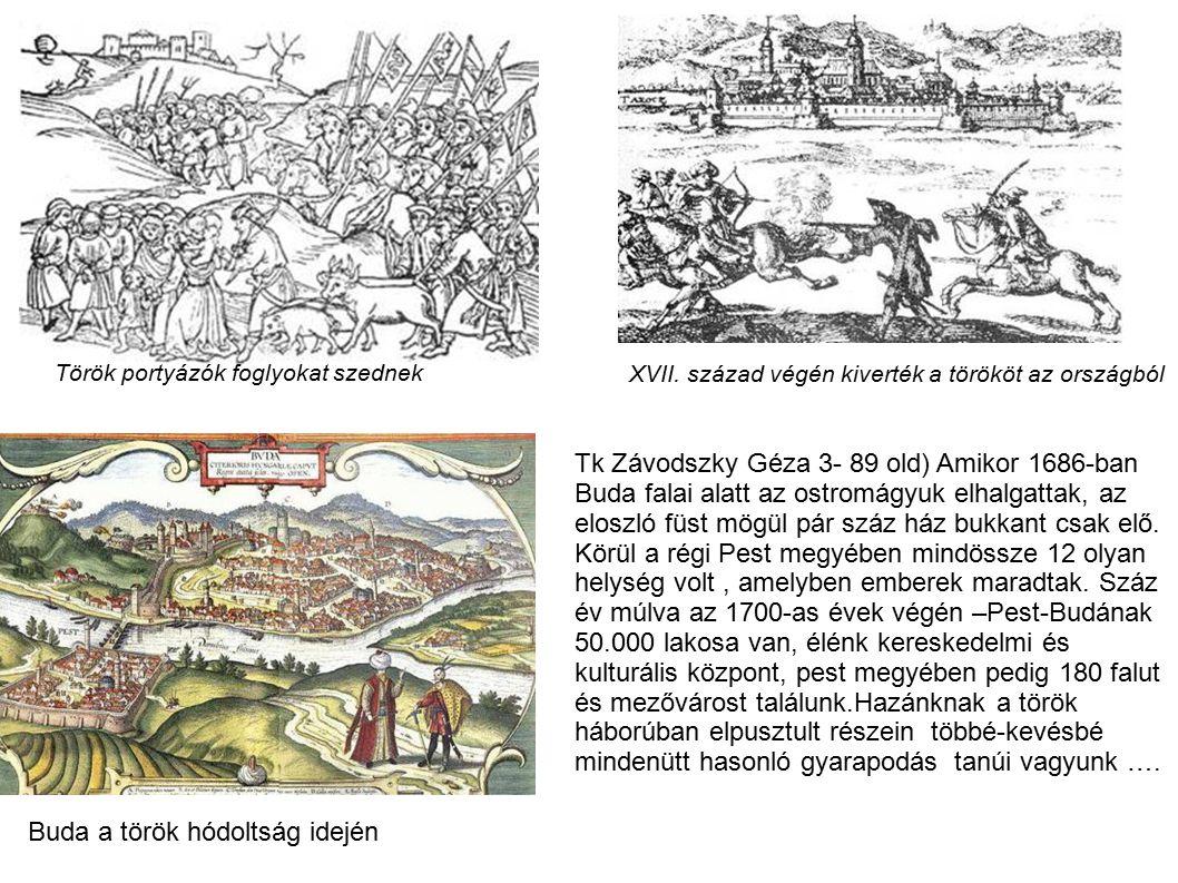 Buda a török hódoltság idején