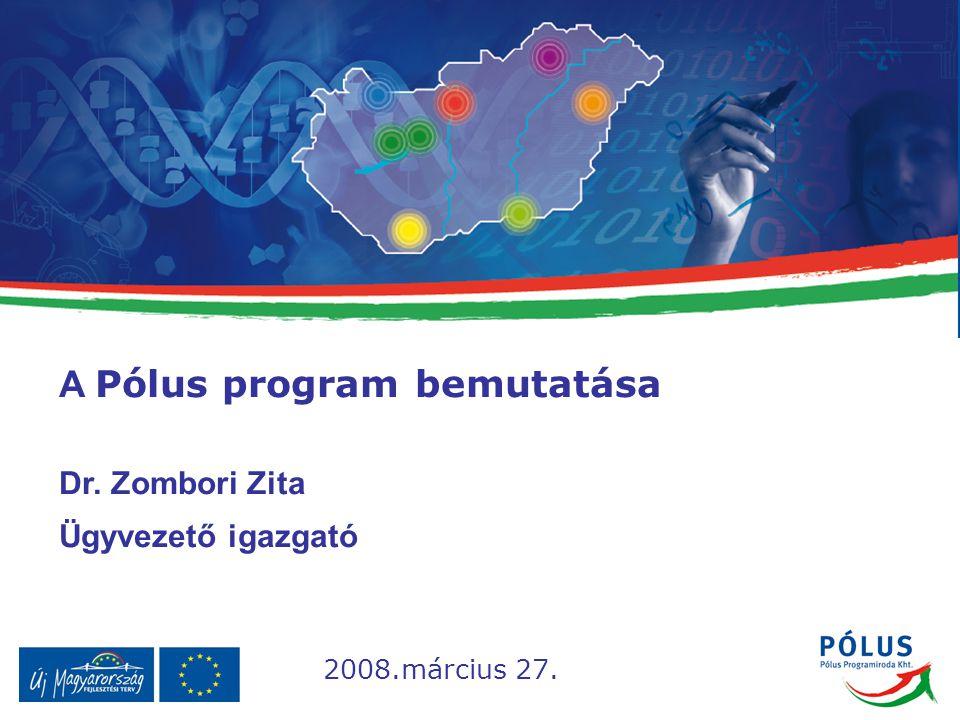 A Pólus program bemutatása