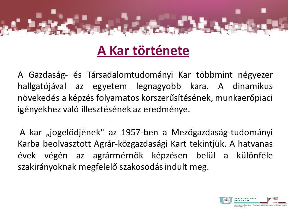 A Kar története