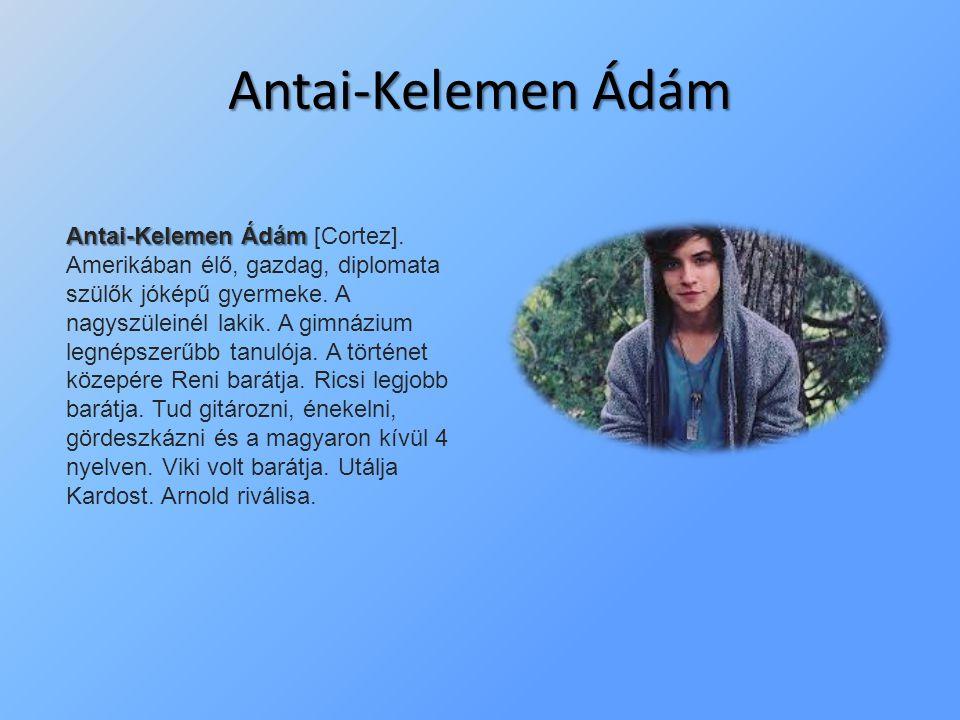 Antai-Kelemen Ádám