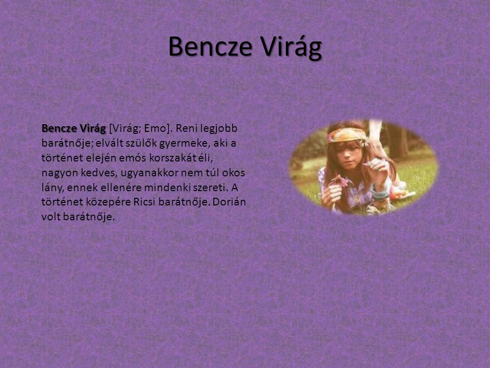 Bencze Virág
