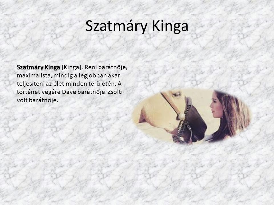 Szatmáry Kinga