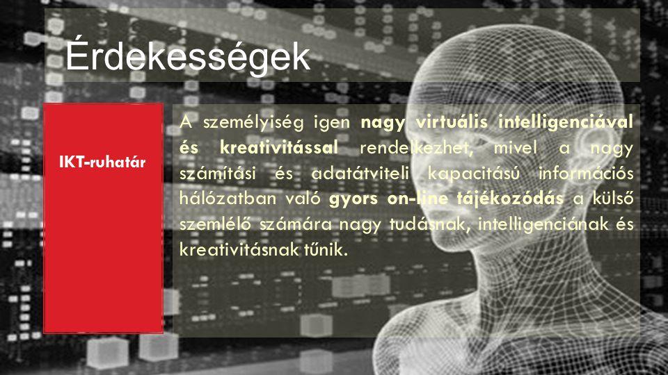 Érdekességek IKT-ruhatár.