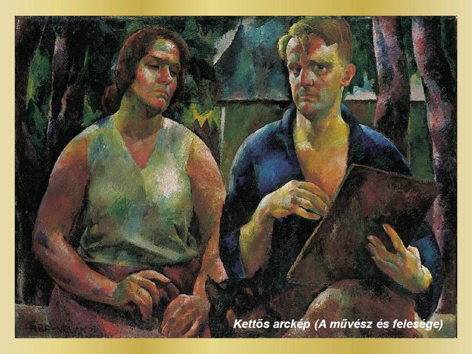 Kettős arckép (A művész és felesége)