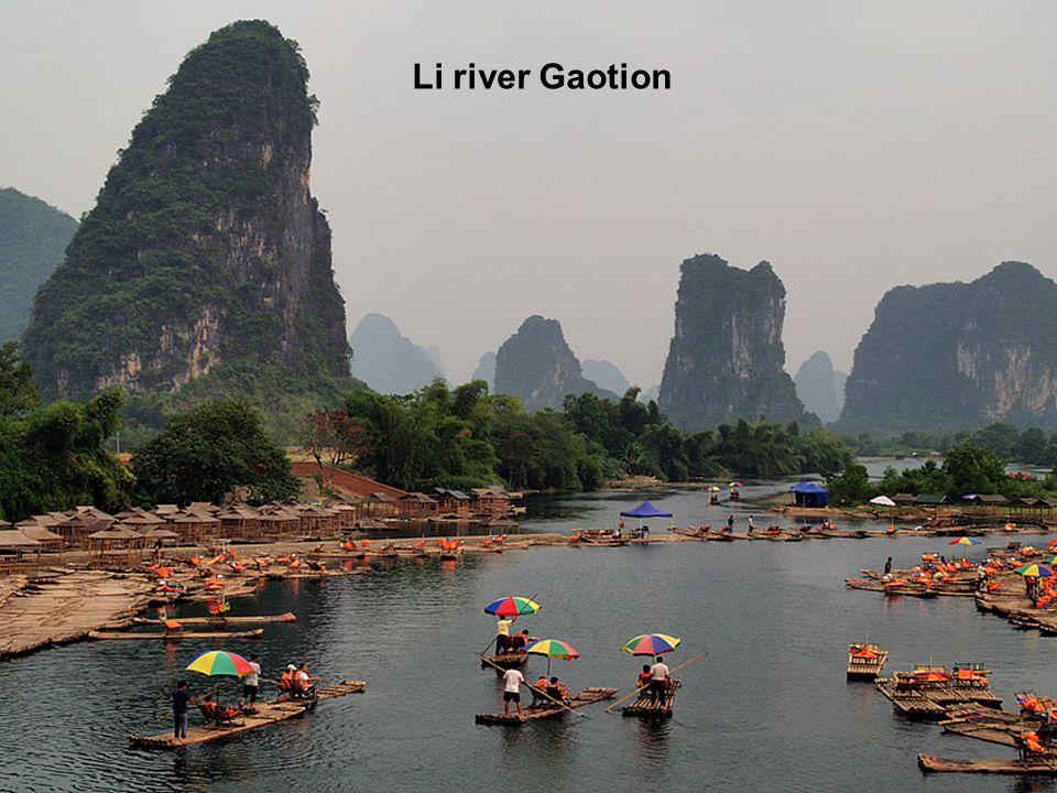 Li river Gaotion