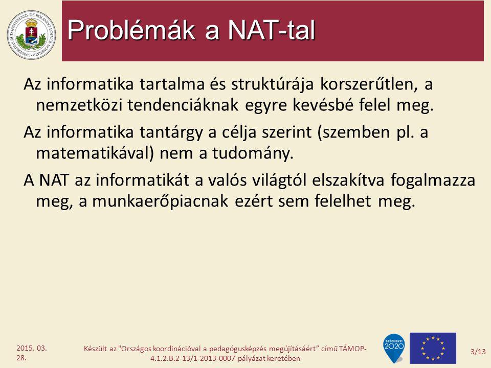 Problémák a NAT-tal