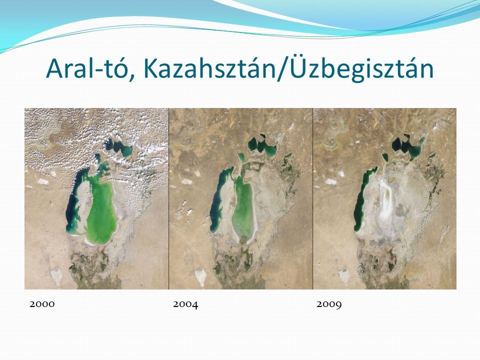 Aral-tó, Kazahsztán/Üzbegisztán
