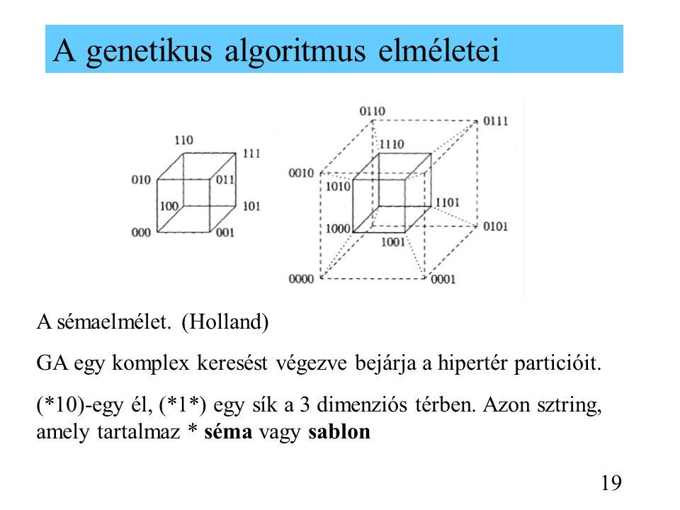 A genetikus algoritmus elméletei